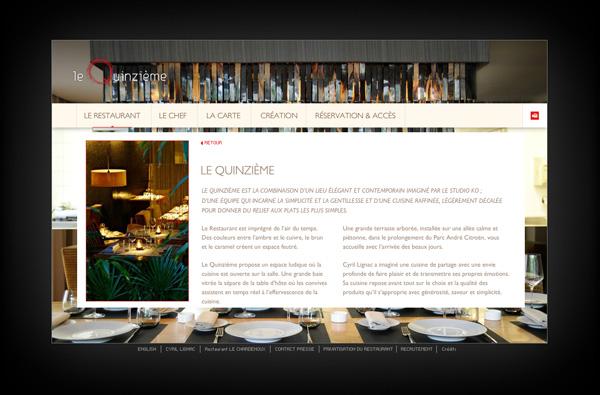 Web Design Ideas web design ideas Ideas And Website Design For A Restaurant Restaurant Web Design