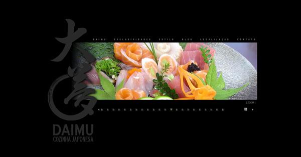 Ideas And Website Design For A Restaurant. Restaurant Web Design