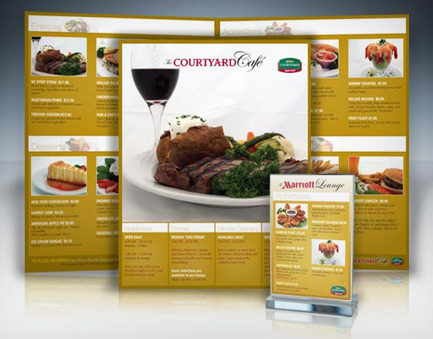 ideas and examples to make to do a restaurant menu design and restaurant menus ideas - Restaurant Menu Design Ideas